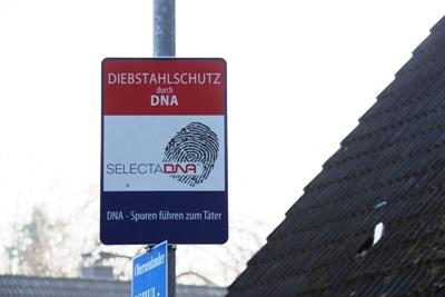 ZDF-Filmbericht Künstliche DNA schützt Eigentum